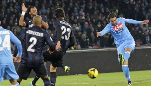 Napoli vs Inter - Serie A Tim 2013/2014