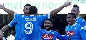 Hellas+Verona+FC+v+SSC+Napoli