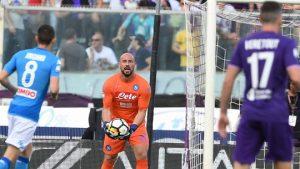 Фиорентина - Наполи 3:0. Отчет матча