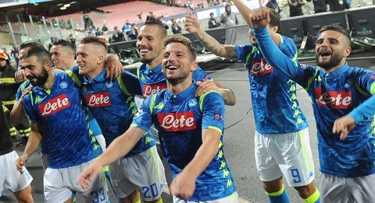 Комментарии игроков Наполи после домашней победы над Ливерпулем