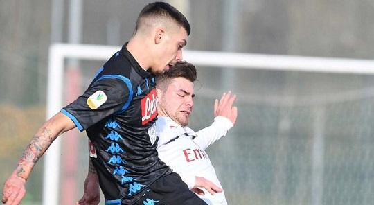 Примавера: Милан - Наполи 1:0