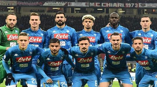 Оценки игрокам Наполи за гостевую ничью против Милана