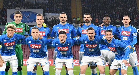 Оценки игрокам Наполи за домашнюю победу над Лацио