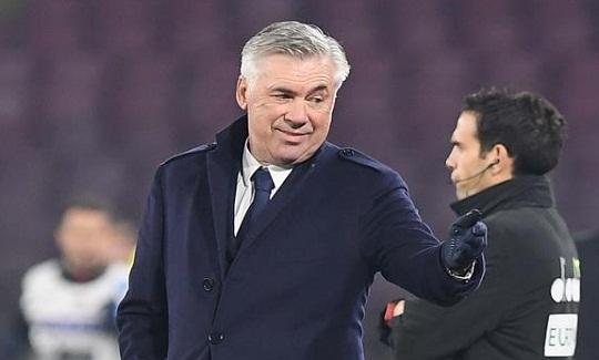 Анчелотти: два матча с Миланом подряд - это будет интересно, но и тяжело
