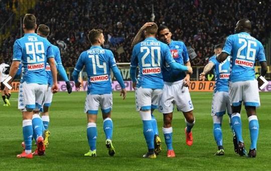 Парма - Наполи 0:4. Отчет матча