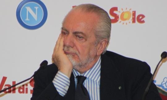 Де Лаурентис: летом в составе Наполи случится 2-3 серьезных изменения