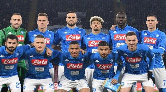 Оценки игрокам Наполи за домашнюю ничью против Торино