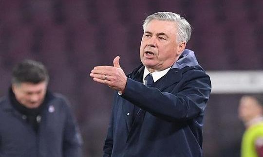 Анчелотти: за два матча мы создали 18 моментов, но не забили ни гола!