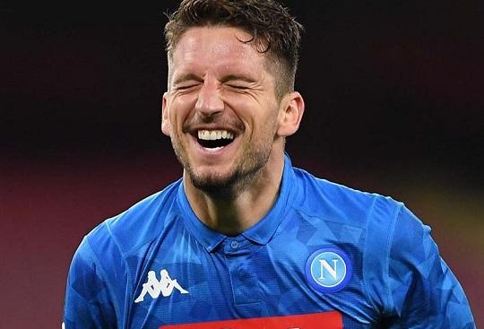Мертенс: я счастлив, что забил, но и не меньше счастлив, что сделал уже 11 ассистов