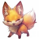 Рисунок профиля (Лиса)